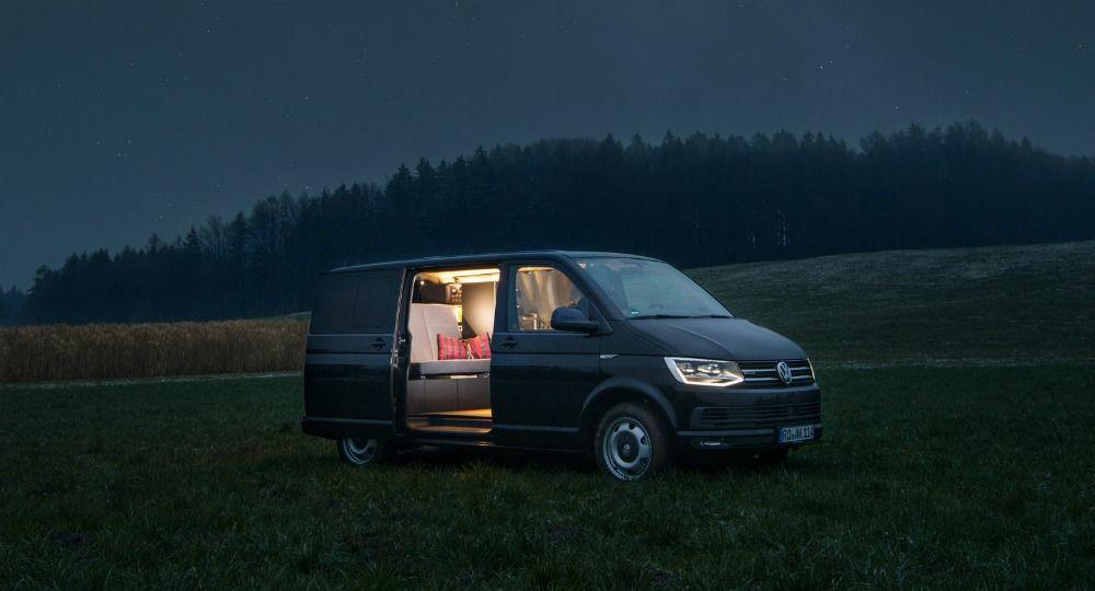 Vida sobre ruedas. The Moormann Camper Bus