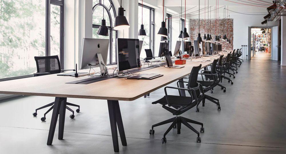Arquitectura dise o y mobiliario de oficina for Oficina de empleo arguelles