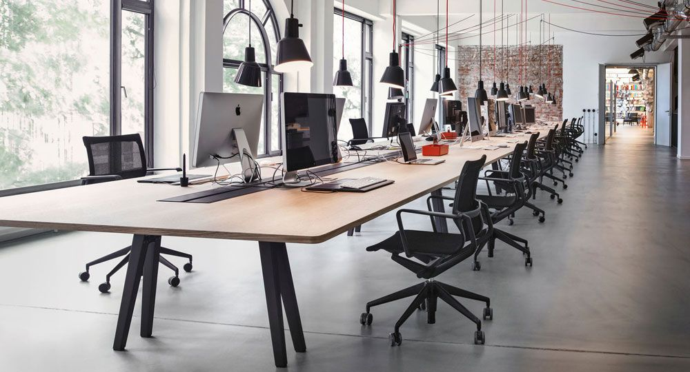 Arquitectura dise o y mobiliario de oficina for Mobiliario de diseno