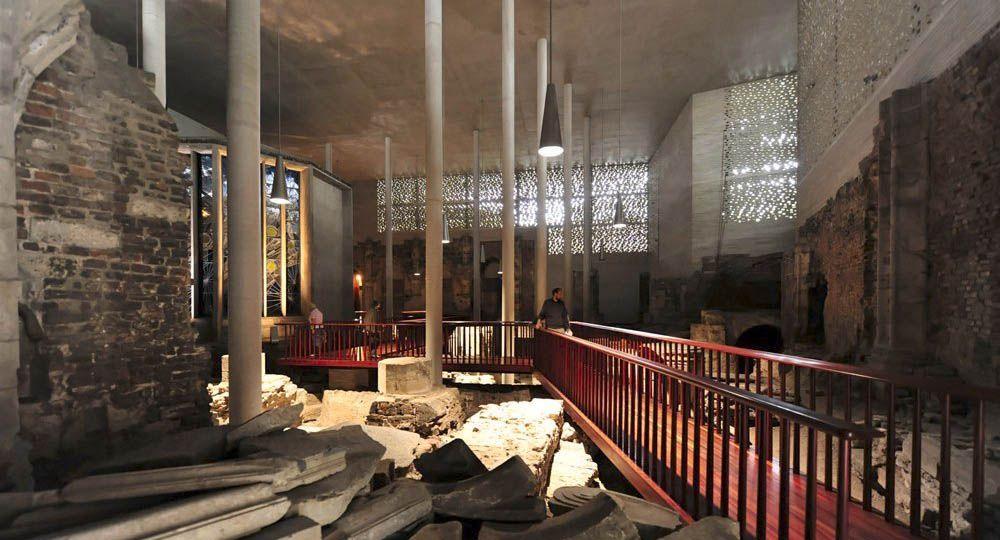El Museo Kolumba de Peter Zumthor (II): la experiencia del recorrido