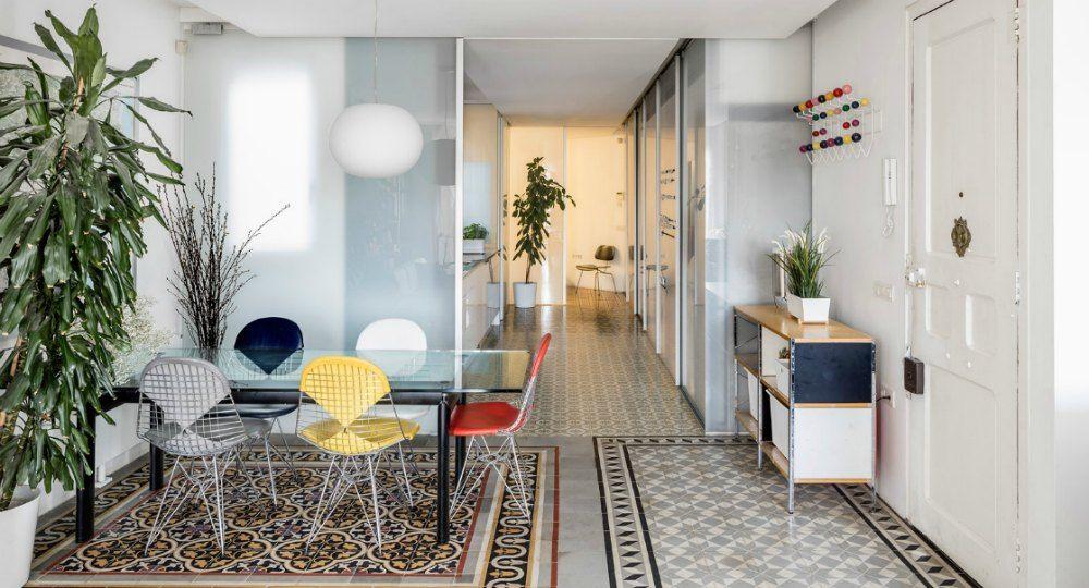 Barcelona Modernista. Apartamento loft rehabilitado