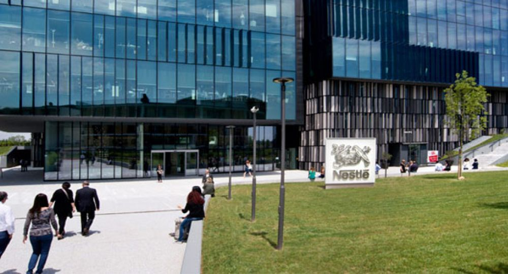 Nueva sede Nestlé Italia diseñada por DEGW  arquitectos