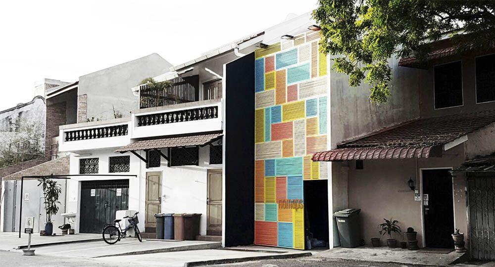 Nomaps: tradición y modernidad en la arquitectura