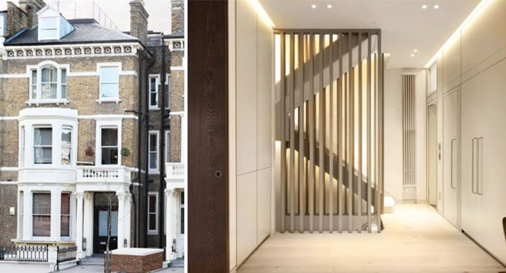 English Style, vivienda victoriana actualizada