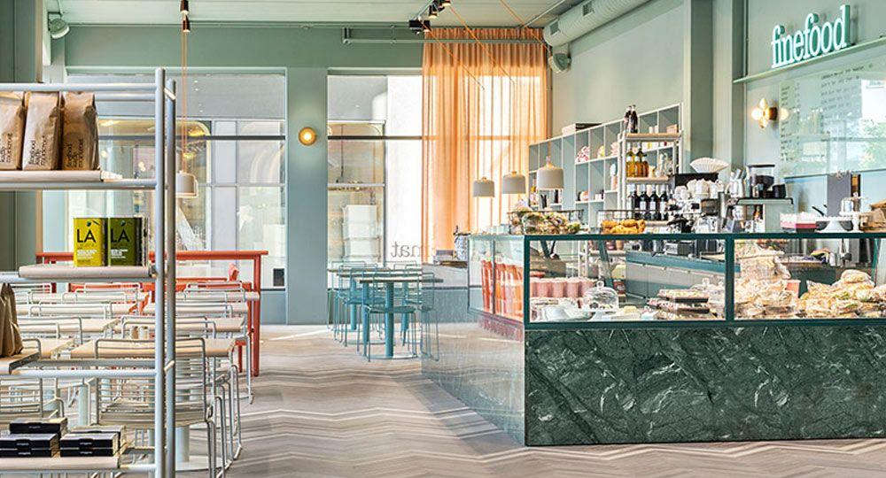 Inspiración desértica, FineFood Kärlek & Mat restaurante en Estocolmo