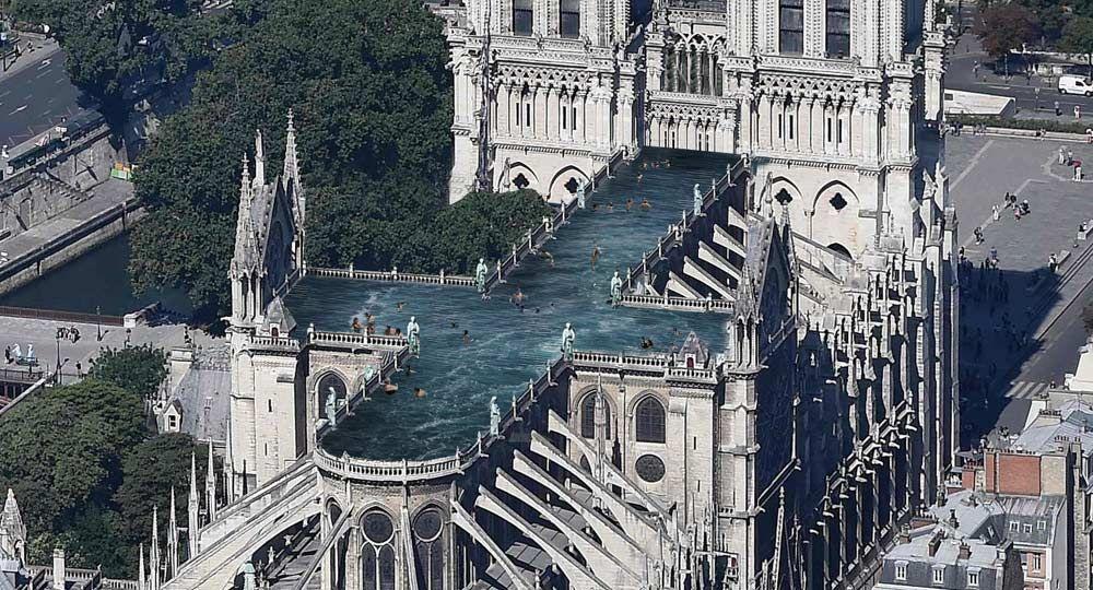 Notre Dame: 12 proyectos