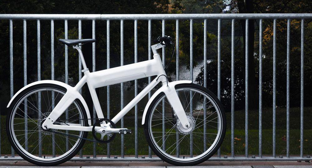 OKO, la bicicleta eléctrica urbanita de Biomega