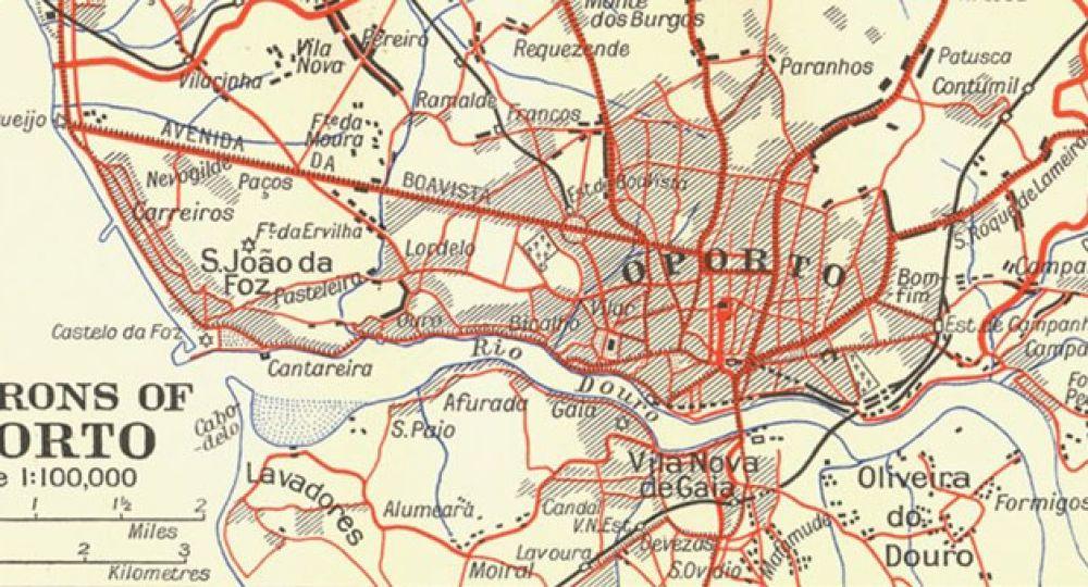 Oporto y su arquitectura