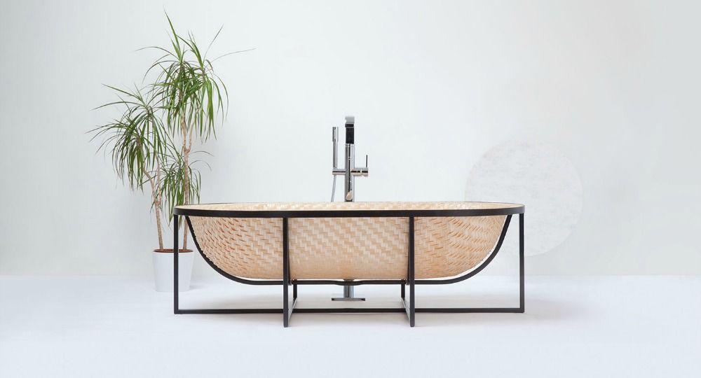 Otaku Bathtub, la bañera de madera de Tal Engel