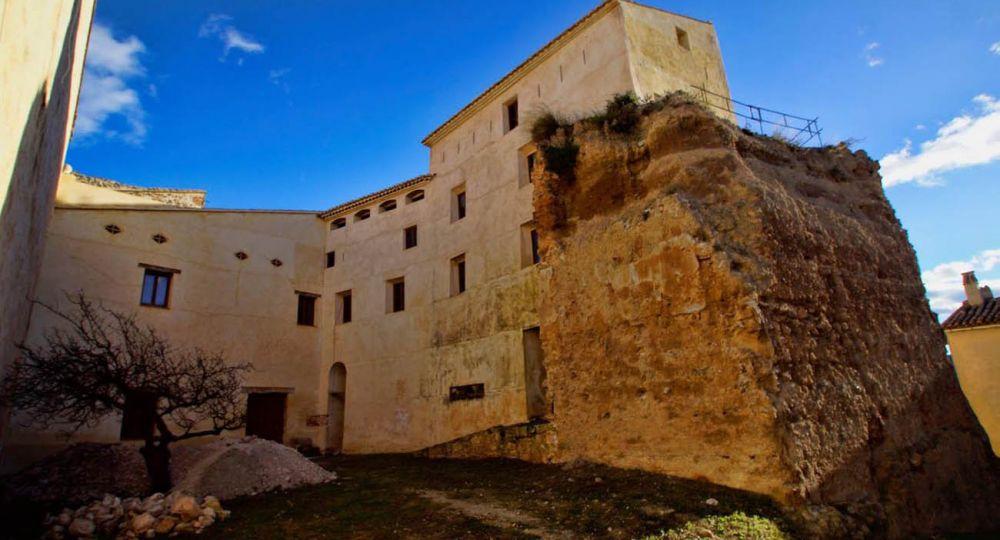 Rehabilitación arquitectónica del Palacio Vizcondal de Chelva