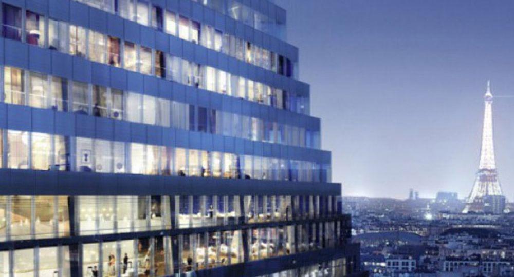 Una pirámide de 500 millones de euros para la ciudad de París