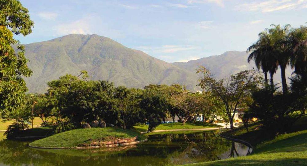 Parque del Este, Caracas en funcionamiento desde 1961