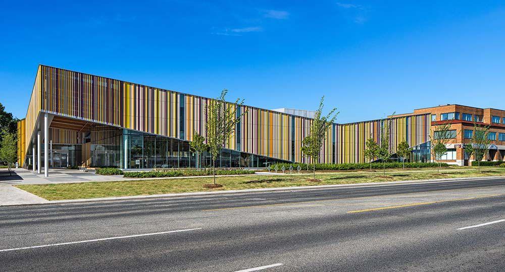 La utilidad pública de la arquitectura. Albion Library, Toronto. Perkins + Will
