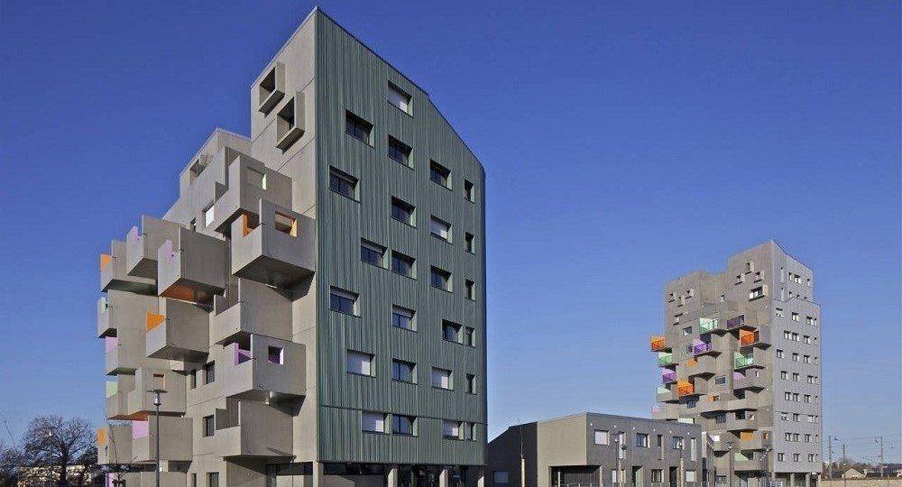 Estrategias para el espacio colectivo: la arquitectura residencial de Philippe Gazeau