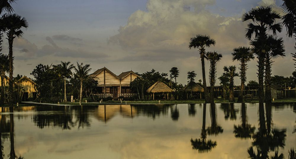Hotel Phum Baitang, lujo natural camboyano