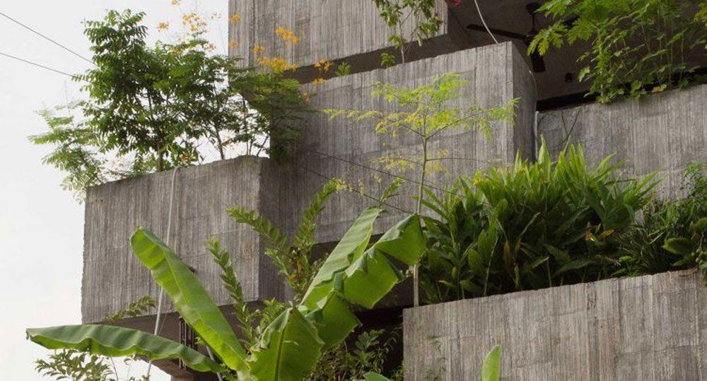 Redefiniendo la vivienda tropical contemporánea
