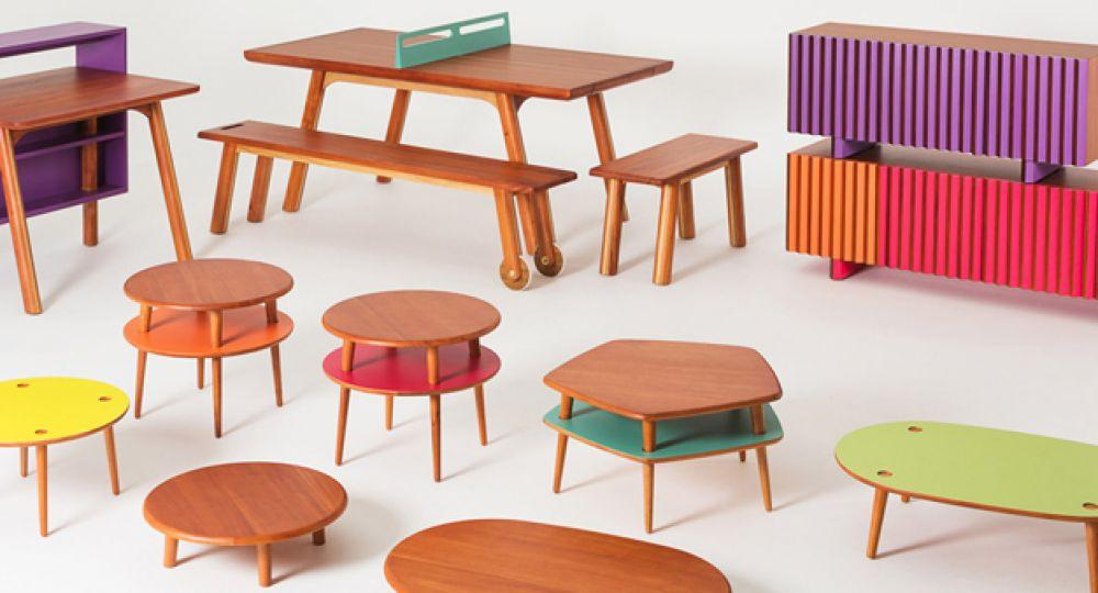 PLAYplay, muebles con sentido práctico y lúdico
