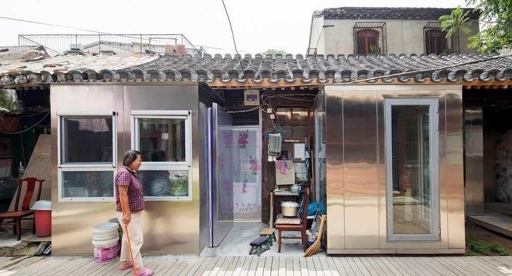 Courtyard House Plugin, propuesta de regeneración urbana por PAO