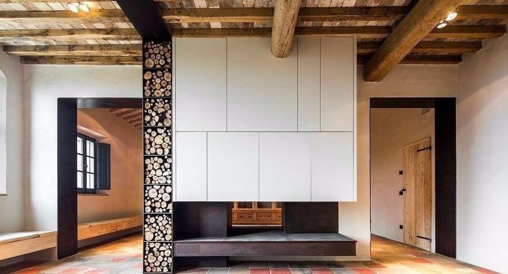 Redescubrir la tradición. Renovación de Podere Navigliano, por Ciclostile Architettura