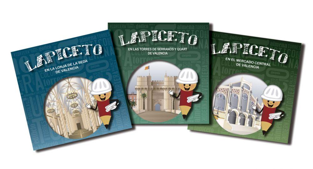 """La arquitectura y los niños de la mano de """"Lapiceto"""", el lápiz  arquitecto"""