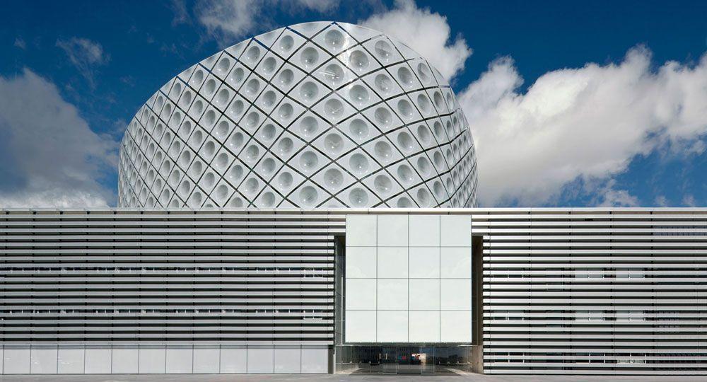Arquitectura que no parece real