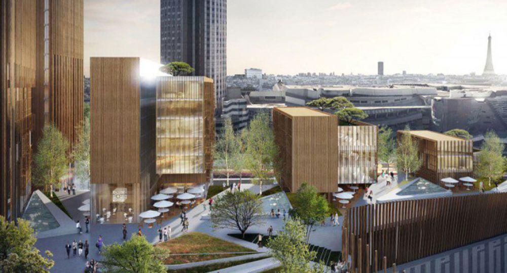 Rascacielos de madera una realidad muy cercana de for Arquitectura de madera