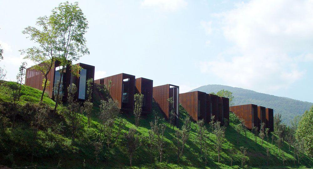Arquitectura en Netflix: la Casa Horizonte de RCR Arquitectes