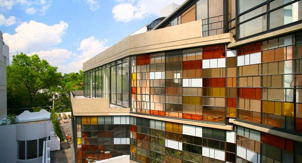 """""""Ámsterdam 235"""": Rehabilitación de antigua casa Art Decó"""