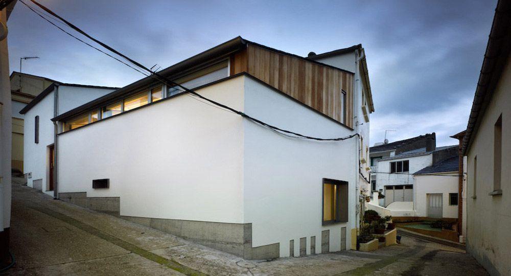 Rehabilitación de vivienda en  Porto de Bares, A Coruña, España