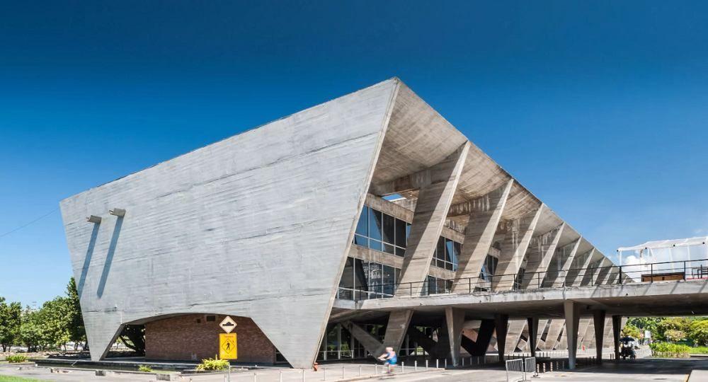 Affonso Eduardo Reidy. Arquitectura de la modernidad brasileña