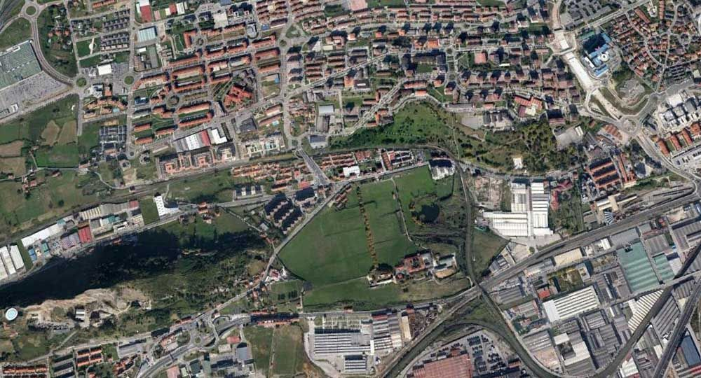 El Parque de La Remonta (Santander) Batlle i Roig Arquitectes
