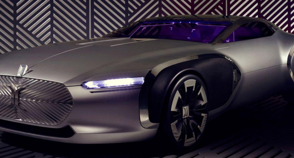 Renault se inspira en la arquitectura, un proyecto en honor a Le Corbusier
