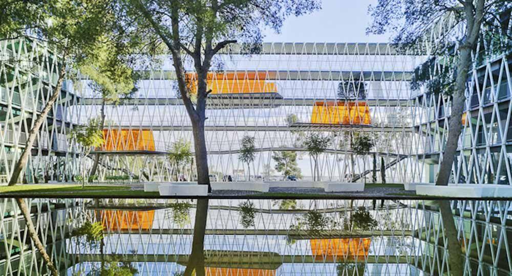 Fundación Parque Científico de Murcia. RETES ARQUITECTOS.
