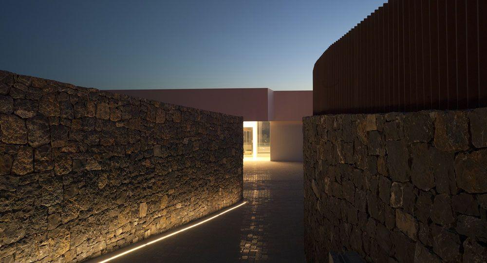 Arquitectura para descubrir paulatinamente