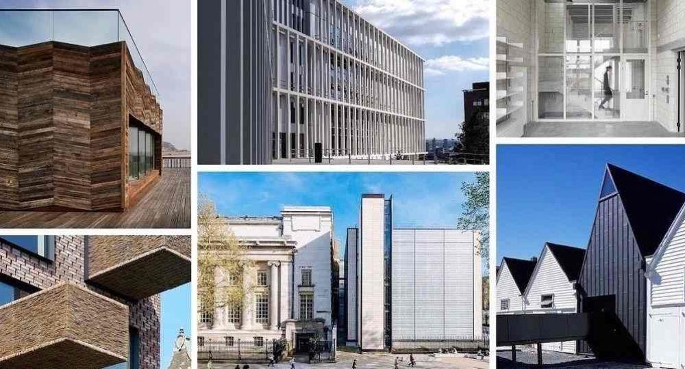 Premio de arquitectura Stirling 2017. Candidatos para la cuenta atrás