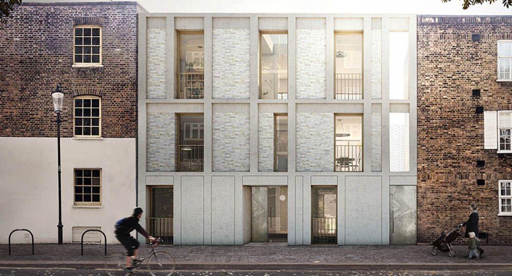 Arquitectura residencial de lujo en el corazón de Londres. Rosemoor Studios, de Haptic Architects.