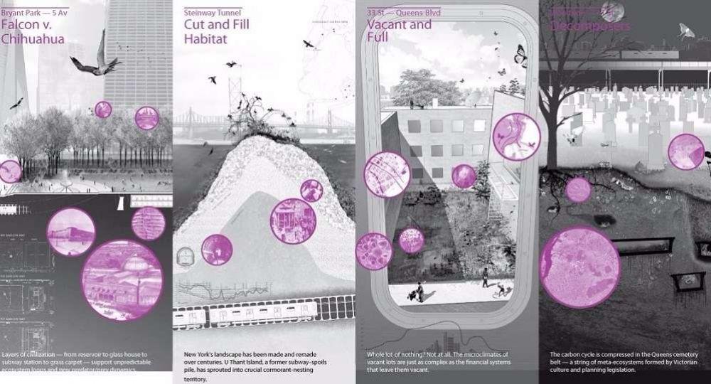 Transfusión verde: intervenciones de SCAPE Architecture en Nueva York