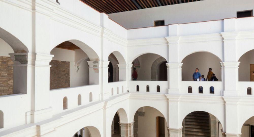 Centro Académico y Cultural San Pablo. Rehabilitación de un monasterio