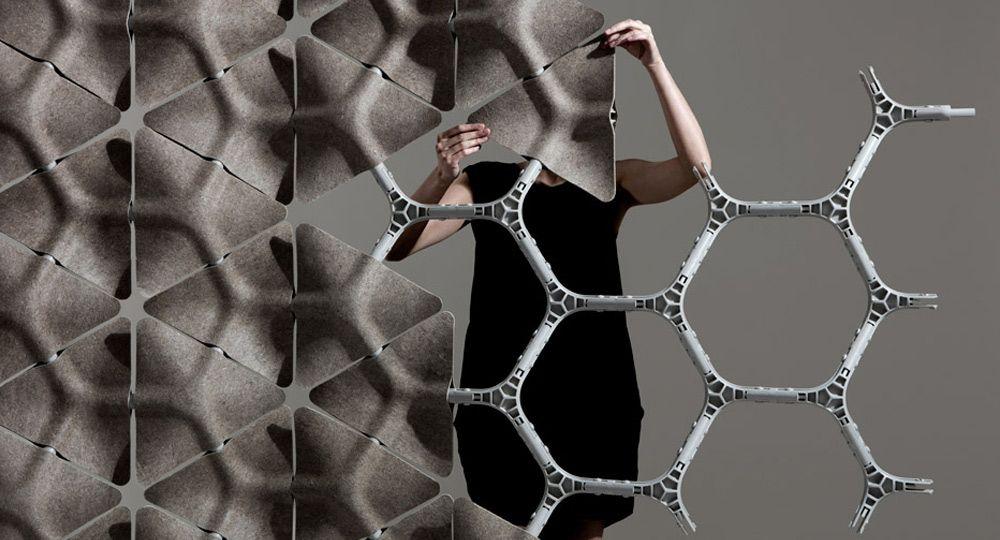 Creatividad consciente, sistema modular acústico Scale