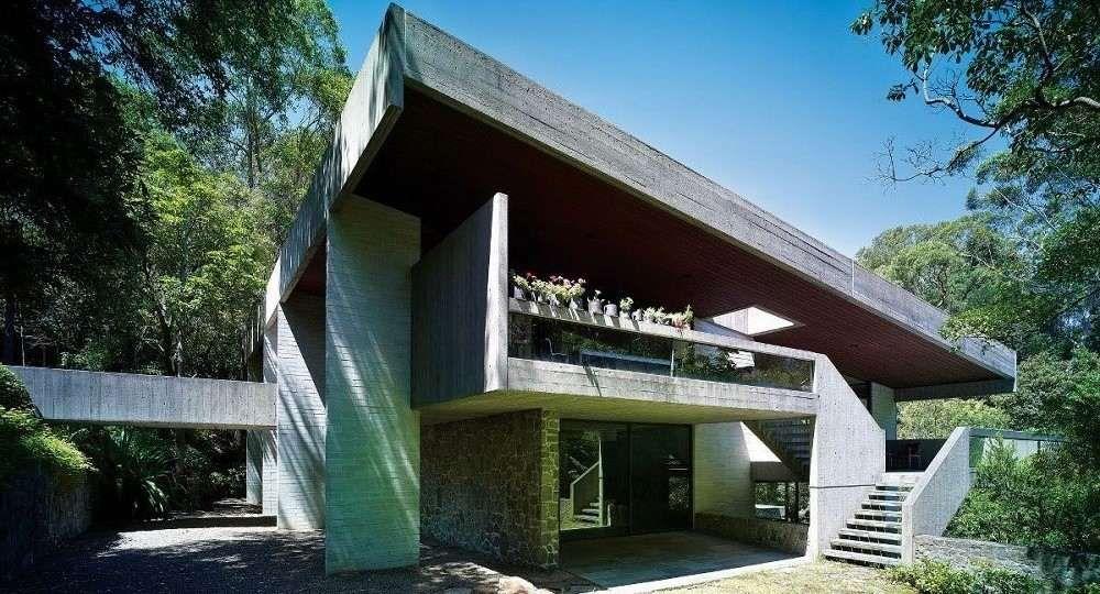 Harry Seidler: arquitectura residencial en la Australia de posguerra