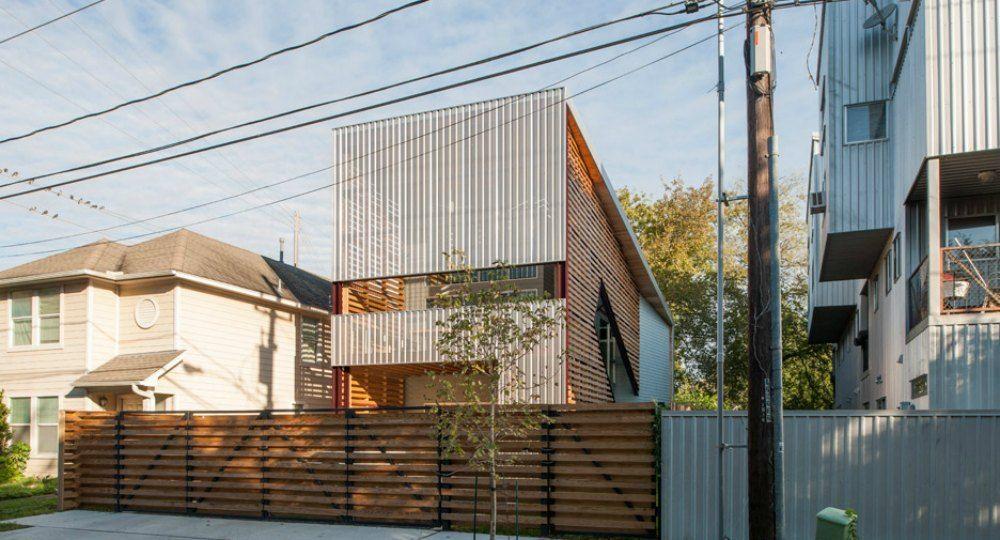 Arquitectura Low Cost para una vivienda flexible