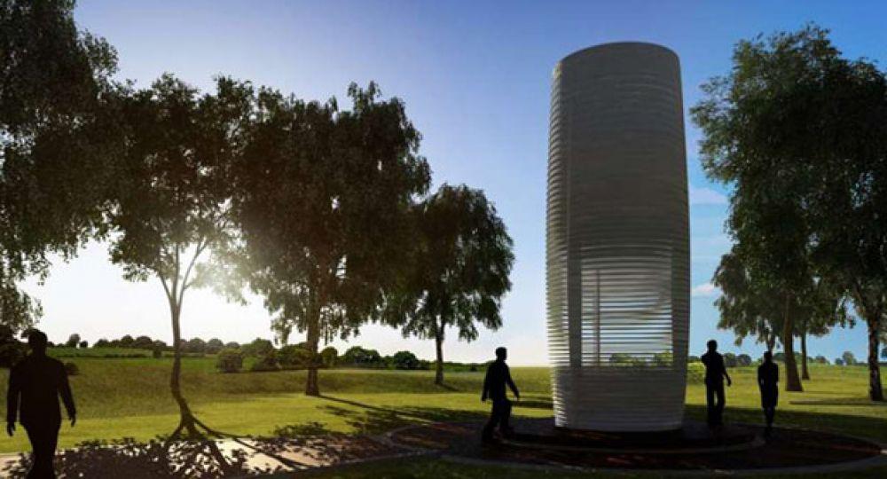 Smog Free Tower, ciudades sin polución