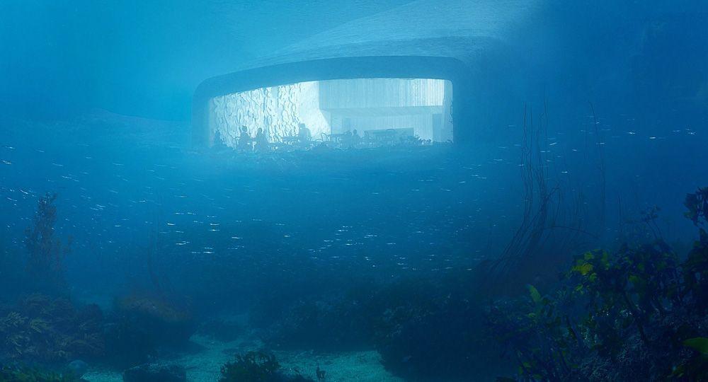Under: arquitectura submarina