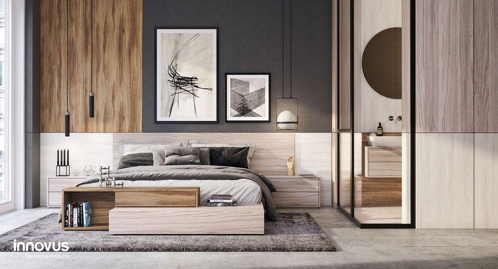 Sonae Arauco presenta la nueva colección Innovus, con un catálogo completo de soluciones decorativas