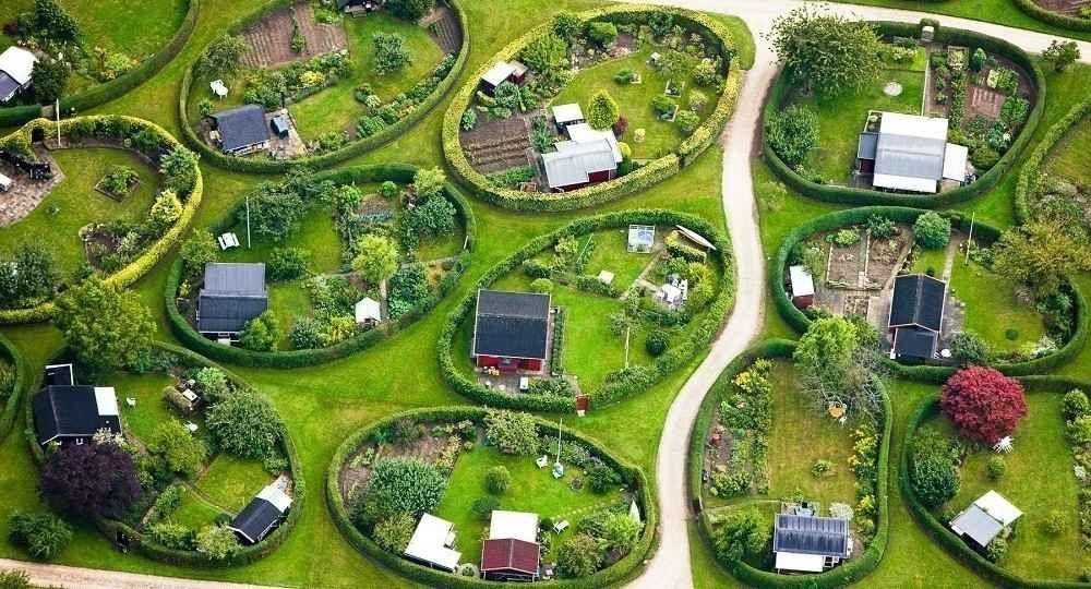 Naturaleza geométrica: los paisajes de Carl Theodor Sørensen