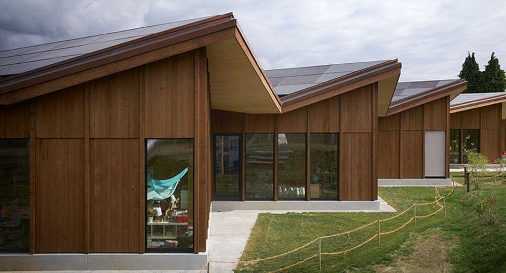 Edificios productores de energía: Suiza, SKOP Arquitectura.