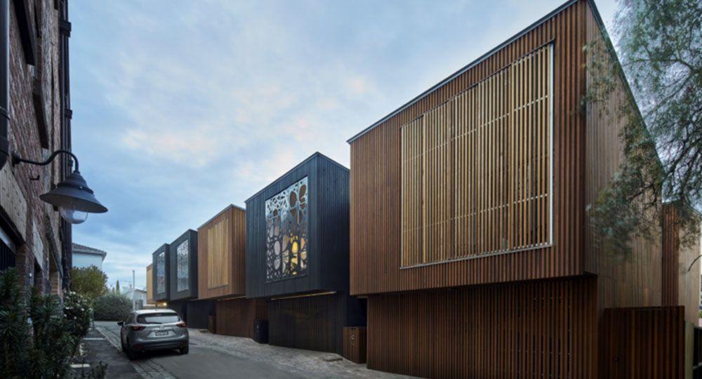 Arquitectura sostenible australiana: MSD Melbourne Design Studios.