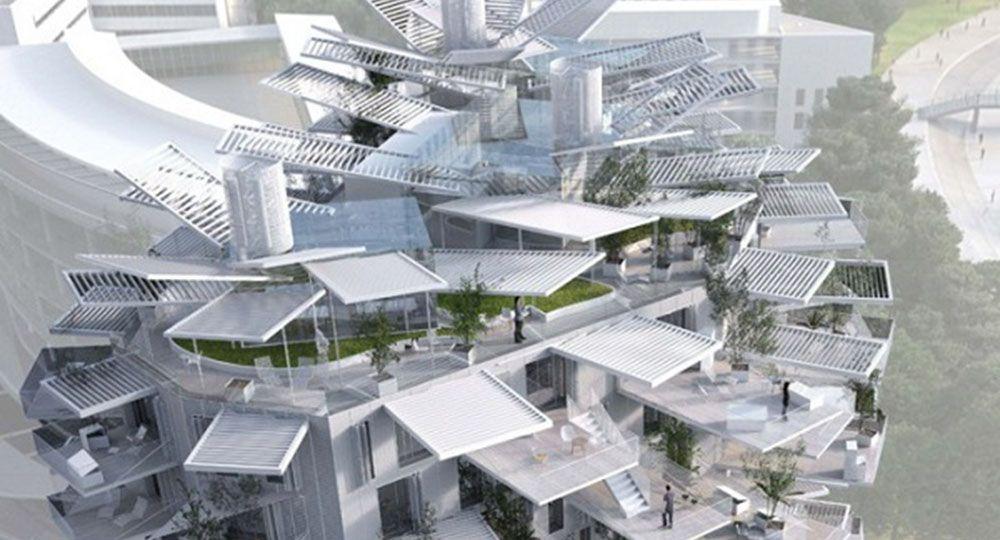 La nueva arquitectura en Japón: Sou Fujimoto Architects.