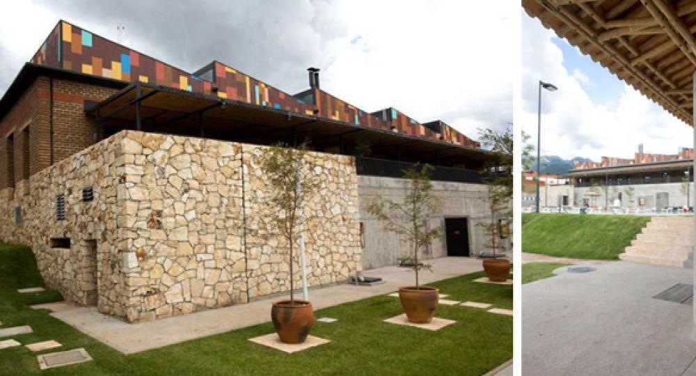 Tradición y tecnología en arquitectura deportiva: Sport City Oaxaca