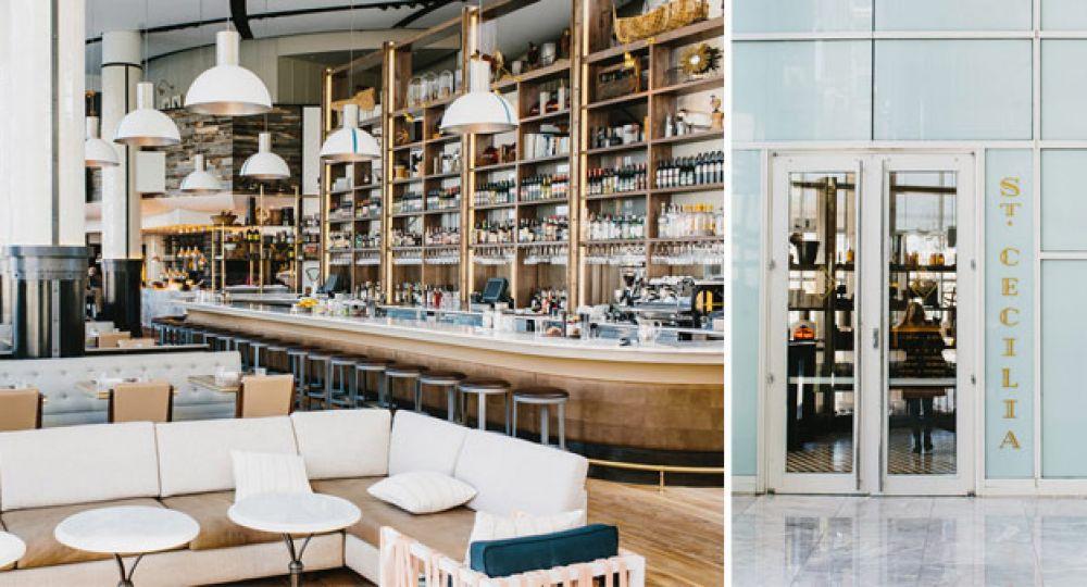 St. Cecilia, un restaurante con aires europeos en Atlanta